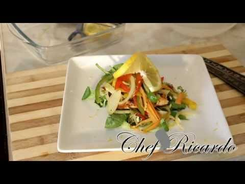Escoveitched Salmon Fish Good Friday Recipe | Recipes By Chef Ricardo