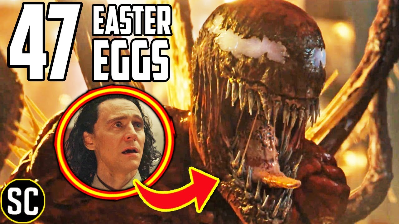 VENOM: Let There be CARNAGE Trailer 2: LOKI Multiverse Connection Explained + EASTER EGGS Breakdown