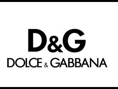 D G (Dolce and Gabbana) - Brand Story - YouTube 5f9db8bbf9