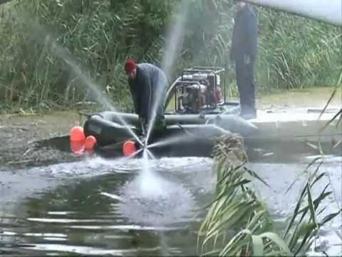 Очистка  водоемов. Сомик-Центр (id 55)