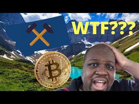 Bitcoin Mining, $75 Million & Montana??? Copped Me Some Cheap Dav Coins!