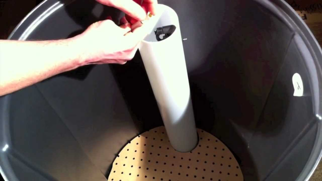 Home Water Conditioner Water Softener Brine Tank Youtube