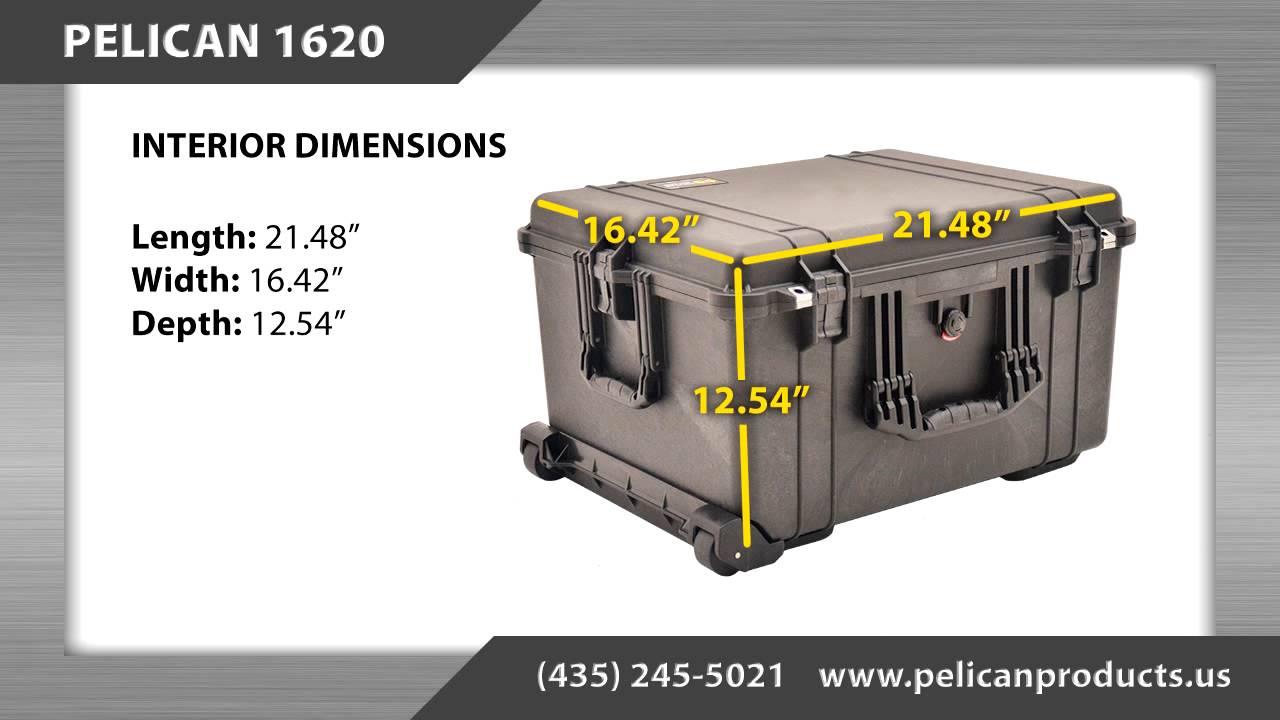 Pelican Case 1620 Information Youtube