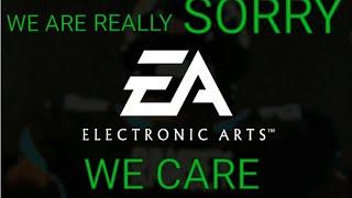ELECTRONIC ARTS APOLOGIZED AGAIN!!!