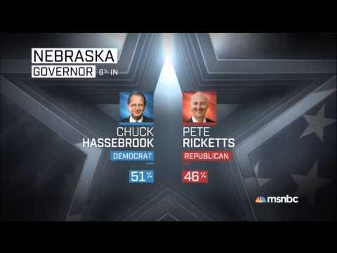 Midterm Election 2014 Coverage (MSNBC) 11/19