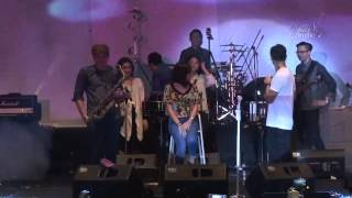 "Jazz Traffic Festival 2014 - AFGAN ""bukan cinta biasa"""