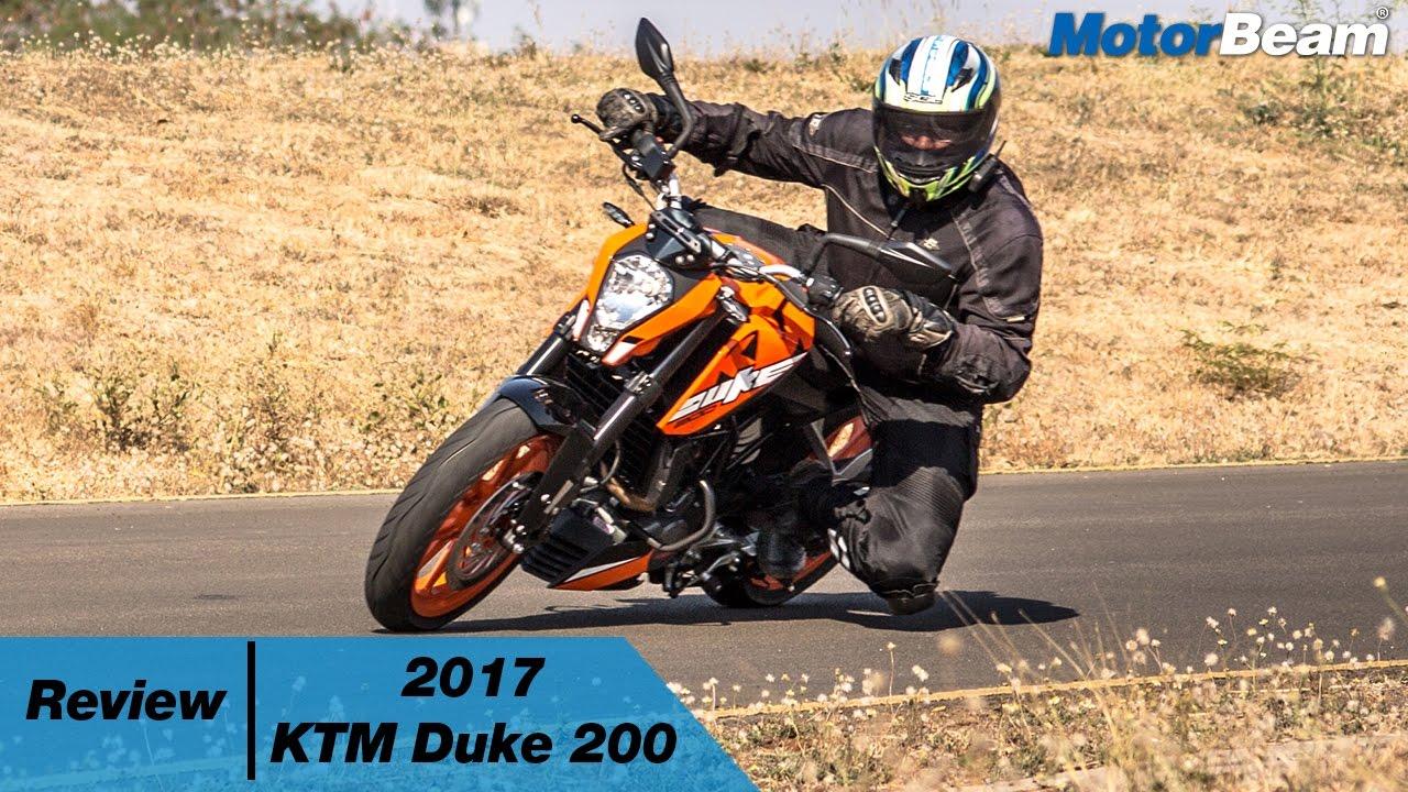 2017 KTM Duke 200 Review - Is It Still Worth Buying? | MotorBeam ...