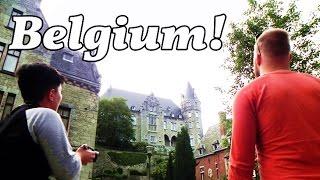 Rochefort |  Belgium Vlog 1