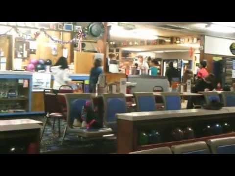 Walker Middle School Bowling Field Trip '11