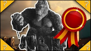 Kong is OWNING Godzilla in the trailer - WHY