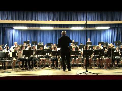 Pawcatuck Middle School - Rocky and Final Countdown