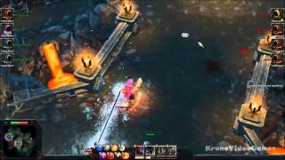 Magicka: Wizard Wars Gameplay (PC HD)