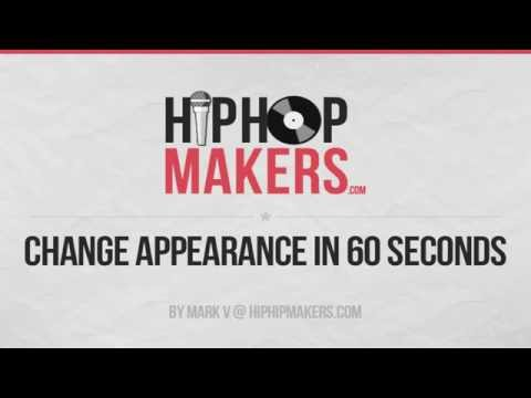 How to Change the Music Maker's Theme Appearance in 60 Seconds