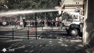 #FRONTSOCIAL 12/9/17 • PARIS : LA RENTRÉE SOCIALE