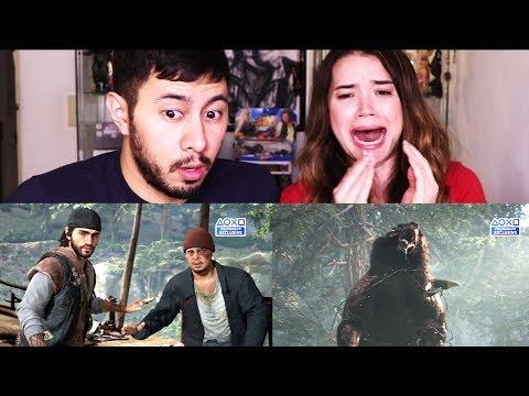 DAYS GONE | E3 2017 Trailer Reaction!