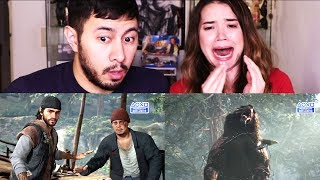 DAYS GONE | E3 2017 Trailer Reaction!