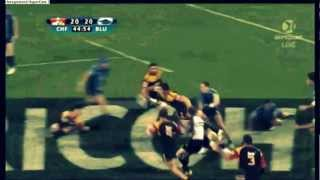 Blues vs Chiefs Highlights Super Rugby 2012 2017 Video