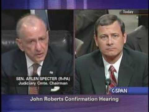 John Roberts and Privacy