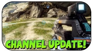 Channel Update - Belgium, HD60, GTA V Xbox One & More - (Halo 4 Gameplay)