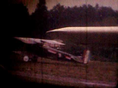 Rhinebeck Aerodrome Vintage Aircraft  Show 1969