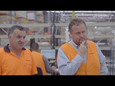 A Day In The Life Of The Supply Chain At Legrand Australia