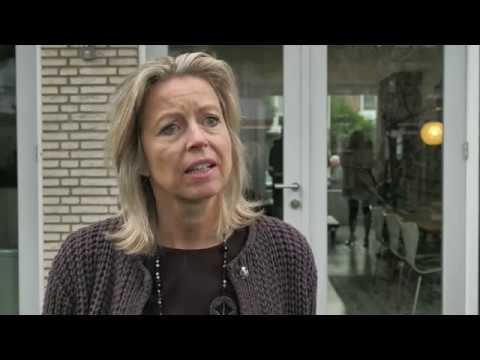 Werkbezoek minister Kajsa Ollongren energiezuinige woningen