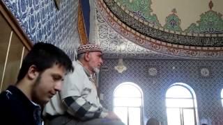 Erzurum ispir g�lzimen k�y� .Ali dayi camide