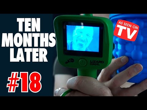 10 As Seen on TV Product Review Updates, Part 18