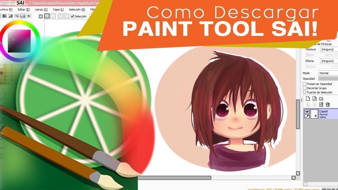 Download Paint Tool Sai Bgm94