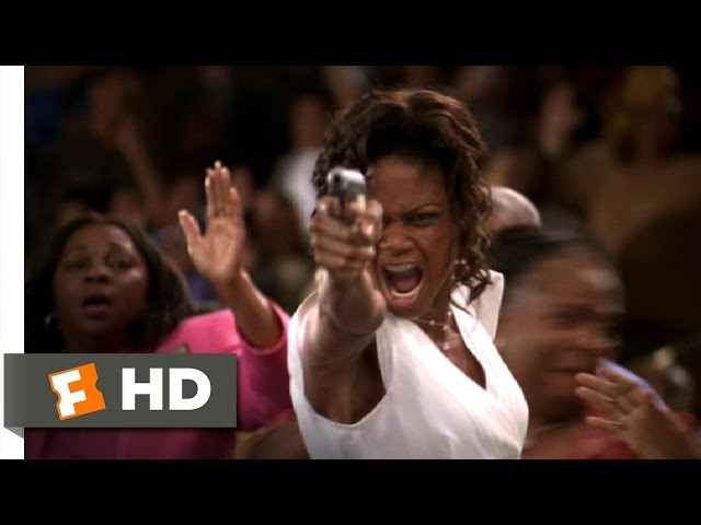 Woman Thou Art Loosed (2004) - I Want to Be Loosed Scene (11/11) | Movieclips