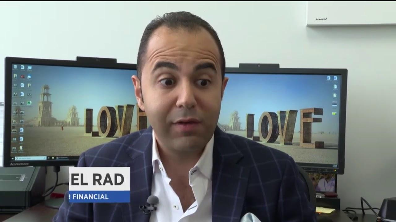 Samuel Rad Financial Advisor saves a mans life in Los Angeles Affluencer