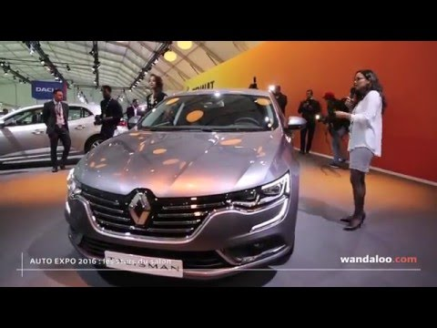 Auto Expo 2016 : les stars du salon