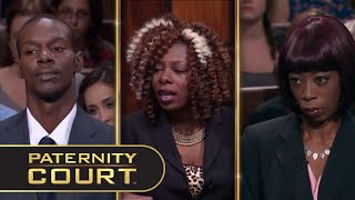 After Learning Child's Paternity, Woman Returns To Find Out Her Own (Full Episode) | Paternity Court
