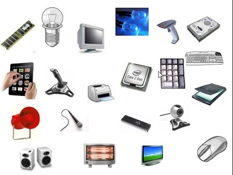 input and output devices || input and output devices with examples