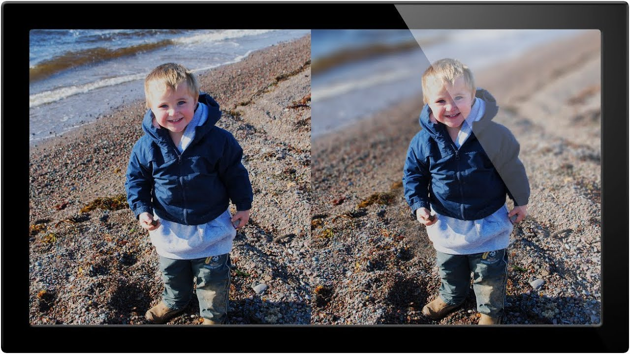 how to add depth to a photo in photoshop