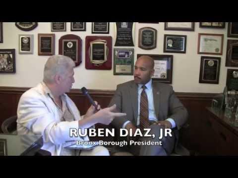 Pt3 Ruben Diaz, Jr on AETM:  BRONX REBORN