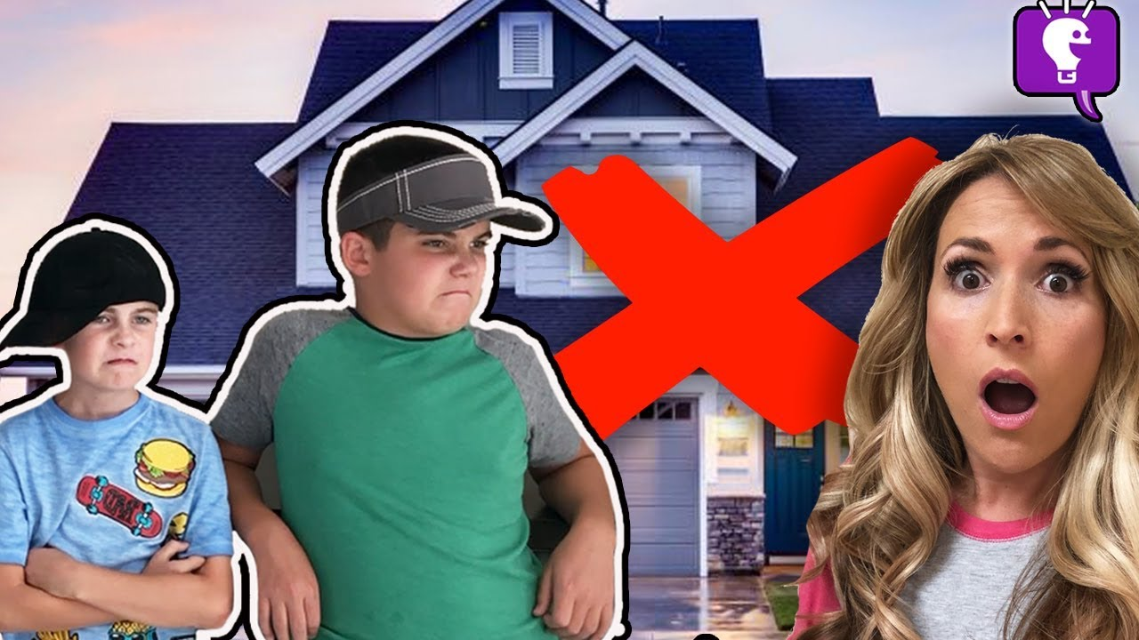 SlobbyKids STEAL the HobbyKids House! by HobbyKidsTV