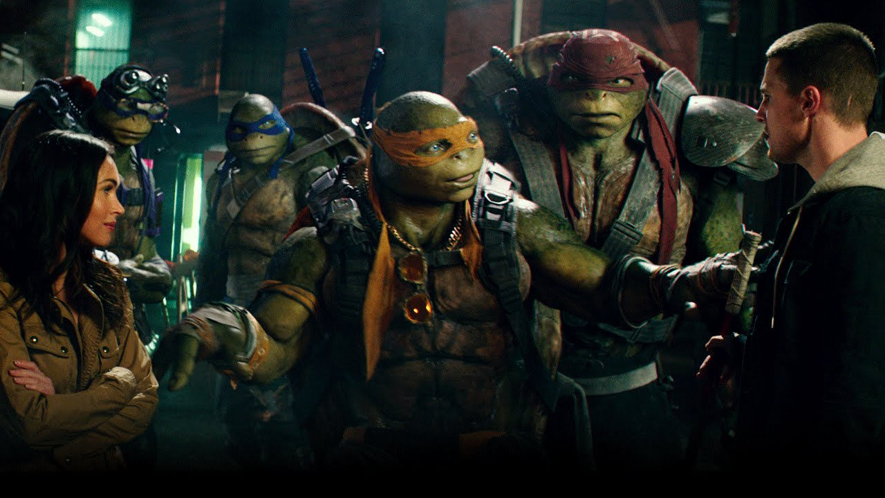 Teenage Mutant Ninja Turtles 2 Trailer 2 2016 Paramount Pictures Youtube