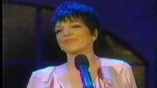 "LIZA MINNELLI ""Some Cats Know"" SEXY~live performance (1996)"