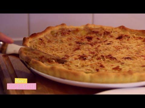 la-quiche-aux-poireaux---clara's-kitchenette---episode-4