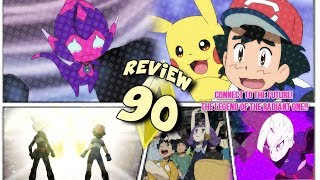 ☆IT'S NOT LIKE I'M CRYING FOR POIPOLE OR ANYTHING!// Pokemon Sun & Moon Episode 90 Review☆