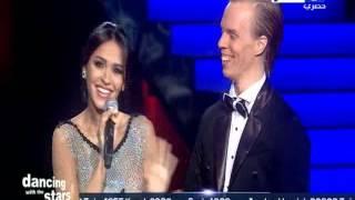 DWTS - Season 3 – Episode 5  - Leila Ben Khalifa |  رقص النجوم - الموسم الثالث - ليلى بن خليفة