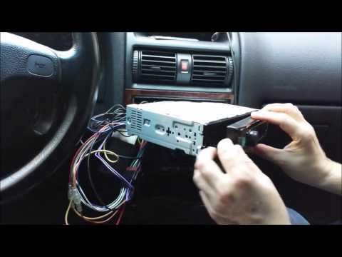 Sterowanie Radiem z kierownicy OPEL ASTRA G - Alpine CDE-173BT Interfejs