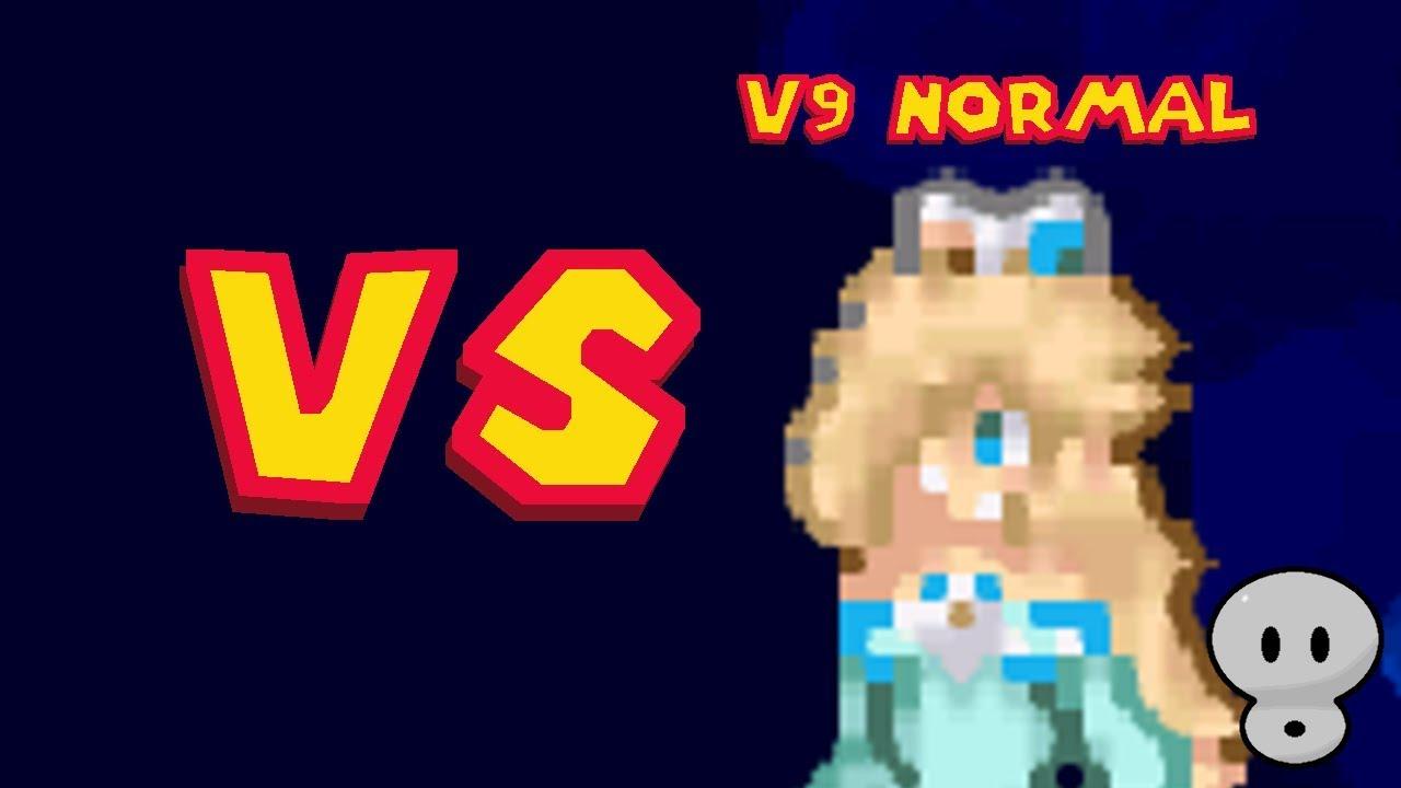 VS Rosalina (Super Mario RPG Armageddon v9 Normal)