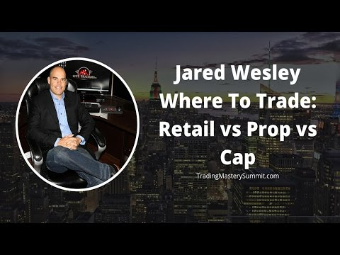 Prop Trading vs Retail Trading