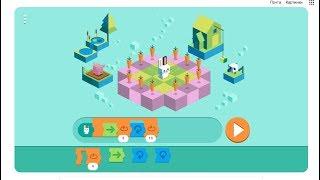 50 лет программированию для детей. Проходим doodle от Google