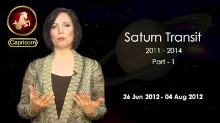 Saturn Transit into Libra -- Capricorn Moon Sign Predictions