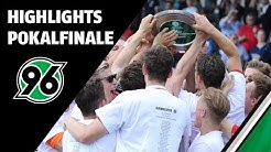 Highlights vom U19-Pokalfinale   Hertha BSC - Hannover 96