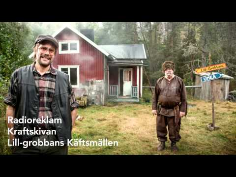 Radioreklam Dolf och Järvens Käftsmällen - Umeå Energicentrum 2014