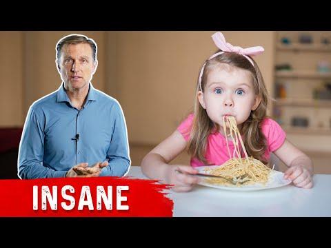 Kids Eat 67 Percent Ultra-Processed Food
